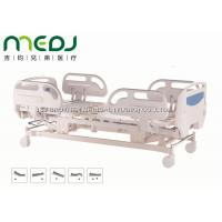 Best Electric ICU Hospital Bed Healthcare MJSD04-04 ABS Guardrail With 5 Functions wholesale