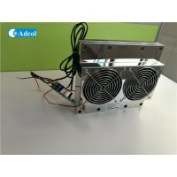 Best TEC Peltier Thermoelectric Cooler / Thermoelectric Air Conditioner With Controller For Cabinet wholesale
