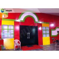 Best High Performance 7D Movie Theater For Removable Cabin Custom In Attractions wholesale
