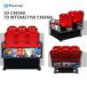Best Motion Chair 5D 6D 7D 9D Cinema Kino Equipment For Amusement Park wholesale