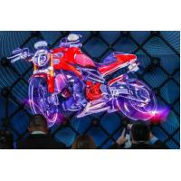 Buy cheap 3D Holographic Projector Hypervan Hologram Plyer Holographic Led Fan High Resolution from wholesalers