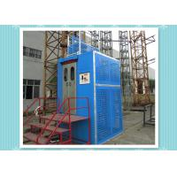 Best Rack And Pinion Industrial Elevator Lift System With Frequency Convension Control wholesale