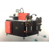 Buy cheap Multi Function Busbar Machine bending copper bar Size 16x160mm from wholesalers