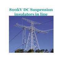 Cheap EHV Transmission Line Composite Suspension Insulator 800kV  IEC 61109 Standard for sale