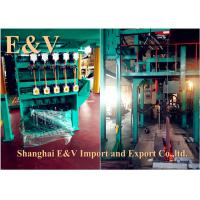 Quality High accuracy Copper Continuous Casting Machine / rod Making Machine wholesale