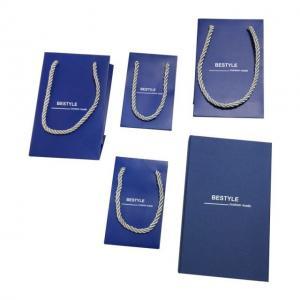 Best Design Custom Fancy Packaging  Luxury EcoPaper Shopping Bags with Printing Logo wholesale