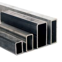 Best Galvanized Rectangular Steel Pipe Hollow Section For Machinery Manufacturing wholesale