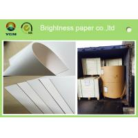 Best High Stiffness Greeting Card Sheets , Glossy Cardboard Sheets Folded wholesale