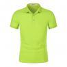Buy cheap Custom logo Short Sleeve Polo T-Shirt For Men Blank Polo Shirt Golf Anti-Pilling from wholesalers