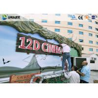 Best Shopping Center  XD Theatre With Electronics Motion Seats Panasonic Projector wholesale