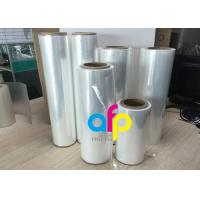 Best 75 Gauge Clear Polyolefin Shrink Film Rolls 200mm - 1600mm Roll Widht wholesale