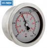 Liquid Filled Pressure Gauge - 0-40 bar - Bottom mount for sale