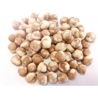 Best Nutural Wasabi Flavor Coated Crispy Chickpeas OEM Retailer Pillow Bag wholesale