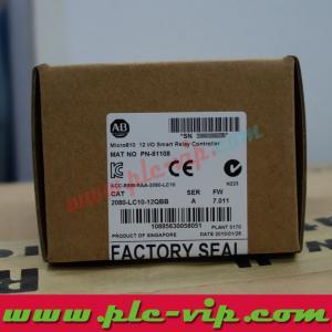 China Allen Bradley Micro800 2080-DNET20 / 2080DNET20 on sale