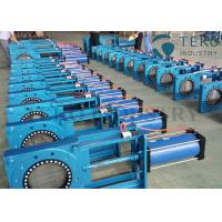 Buy cheap Bi-directional Seal Full Bore NR Sleeve Carbon Steel Slurry Knife Valve With SS from wholesalers