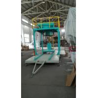 Buy cheap Fly Ash Jumbo FIBC Automatic Bag Filling Machine CE Approval 380v / 220v 50HZ from wholesalers