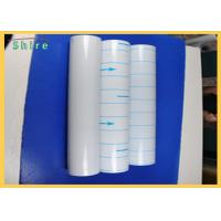 Best PE Adhesive Surface Protection Plastic Laser Cutting Film For Stainless Steel wholesale