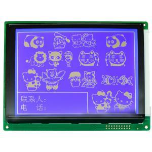 Best Dot Matrix Type Graphic LCD Module COB Bonding Mode For Communication Equipment wholesale