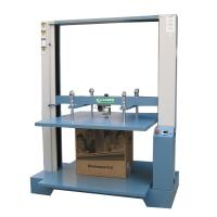 Best Digital Carton Compression Test Machine / Servo Packgaing Test Equipment wholesale