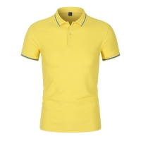 Best Customized Printed  Polo T Shirts  Casual Blank Polo Collar Shirt With Cotton wholesale