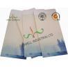 Best Lotus / Fish Pattern Custom Printed Envelopes Special Size Kraft Coated Paper wholesale