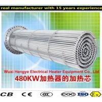 Best PT100 Thermostat Tubular Immersion Heaters With Temperature Sensor wholesale