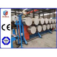 Best PLC / Manual Type Batch Off Machine High Configuration Cooling Drum Type wholesale
