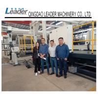 Best PVC Sheet Extrusion Line 200-600kg/h Capacity For Civil Buildings wholesale