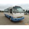 Best Streamline Design Classic Coaster Minibus Peru Style LHD Mini 30 Seater Bus Mitsubishi wholesale