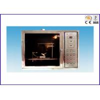 Buy cheap IEC60695-11-5 Durable Flammability Test Chamber , Needle Flame Tester For from wholesalers