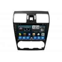 Buy cheap Subaru Double Din Car Dvd Player for Octa Core Subaru Forester 2015-2016 from wholesalers