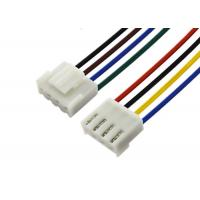 Buy cheap 3.96mm Pitch VHR-4N Male 4 Pin VH Series JST Wiring Harness Connectors from wholesalers