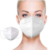 Best KN95 Anti Dust Ear Loop Disposable Face Protector Non-Woven Fabrics Safety Protection wholesale
