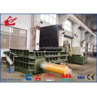 Best Popular Stainless Steel Scrap Metal Baler , Turn - Out Stype Baling Press Machine 250 Ton wholesale
