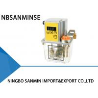 Buy cheap SDX Thin Oil Lubrication Pumps , Auto Grease Pump ISO9001 Certification from wholesalers