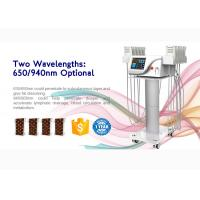 Best Ce Approved 4d Lipo Laser Slimming Machine With 6/8/10/12/14/16 Pads wholesale