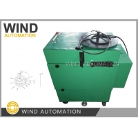 China External Rotor Fan Motor Stator Slot Liner Paper Inserting Machine WIND-IP-3 for sale