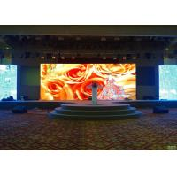Quality 512mm x 512mm HD Indoor 4mm Full Color Die-casting Aluminum Cabinet LED Display wholesale