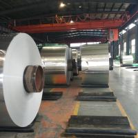 Best 0.018mm-0.025mm Industrial Aluminum Foil Rolls for Food Packaging Stable wholesale