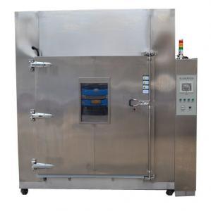 Best Digital Stainless Steel Walk In Salt Spray Corrosion Test Equipment With View Window wholesale