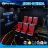 Best Entertaining Mobile 5D Truck 7D Cinema Equipment Customized Projection Screen wholesale