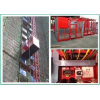 Best Electric Industrial Rack And Pinion Goods Passenger Lifts For Construction Site wholesale