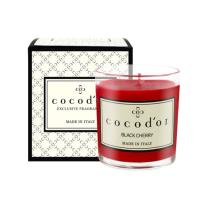 Buy cheap Soy Wax Home Scented Candles Scented Glass Jar Candles Customized Fragrance from wholesalers