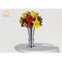 Best Trumpet Centerpiece Table Vases Homewares Decorative Items Mosaic Glass Vases Fiberglass Vases wholesale