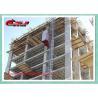 Best 63m/Min Dobule Cabin Rack And Pinion Elevator Buck Hoist For Construction wholesale