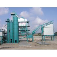 Quality Road Building Machines Asphalt Batching Plant With 30T Container Type Diesel And Bitumen Tank wholesale