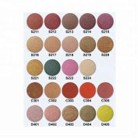 Buy cheap Multi Colors Eye Cosmetic Products , Women Makeup Items Single Eyeshadow from wholesalers