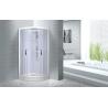 Best Cheap , Popular luxury shower cabin ,  Chrome Aluminium Quadrant Shower cabin wholesale