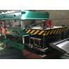 Best Warehouse Storage Rack Roll Forming Machine , 21.5kw Roll Former MachineCr12 Roller wholesale