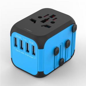 Best wholesale 5v 3.4a 4 ports usb extension socket desktop universal EU US AUS UK plug multi usb electrical plug socket wholesale